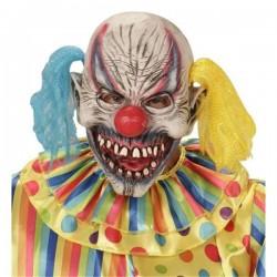 Mascara payaso del terror careta 3/4 00404