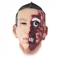 Mascara dos caras harvey dent quemaduras