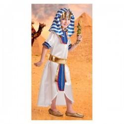 DISFRAZ EGIPCIO TALLA G 9 11 ANOS