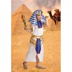 DISFRAZ EGIPCIA TALLA G 9 11 ANOS