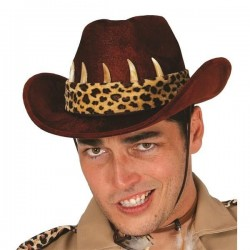 Sombrero cazador de cocodrilo dundee 13388