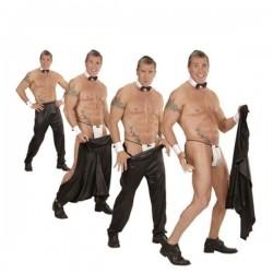 Pantalones stripper desplegables boys talla m-l