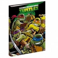 Carpeta tortugas ninja a4 anillas