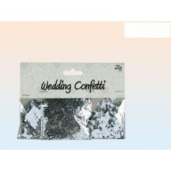 CONFETI PARA BODAS NOVIOS JUST MARRIED Y CAMPAGNE