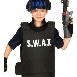 CHALECO SWAT INFANTIL POLICIA DE ASALTO