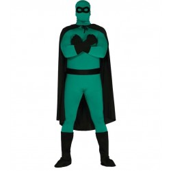 SET SUPER HEROE NEGRO CONJUNTO