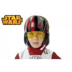 Mascara xwing fighter infantil