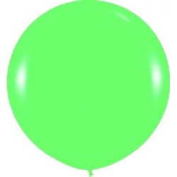 GLOBO VERDE BALON FASHION SOLIDO 1UD SEMPERTEX