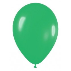 GLOBO VERDE JADE FASHION SOLIDO R 5 100 UDS SEMPERT