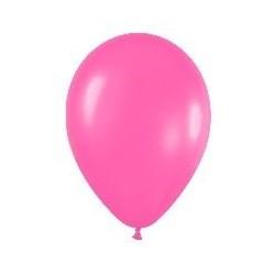 Globo rosa neon r-12 30cm 50uds sempertex