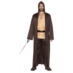 Disfraz maestro jedi obi wan kenobi adulto t.m-l