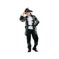 Disfraz lord pirata talla m-l adulto