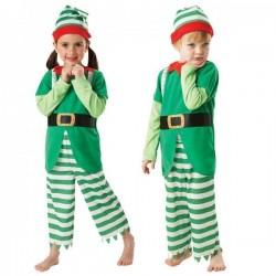 Disfraz elfo  t.s 3-4 años