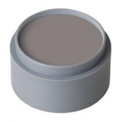 Maquillaje gris oscuro al agua grimas profesional
