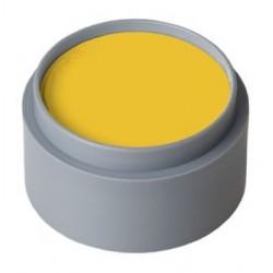Maquillaje al agua amarillo grimas profesional 15
