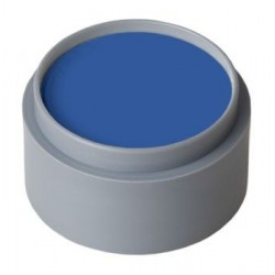 Maquillaje azul 304 al agua grimas profesional 15