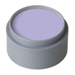 Maquillaje lila al agua grimas profesional 15 ml