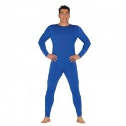Malla azul para hombre talla m-l maillot