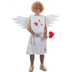 Disfraz cupido para hombre con alas talla 52