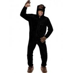 Disfraz gorila talla m adulto deluxe