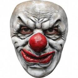 Mascara de cara payaso asesino face mask