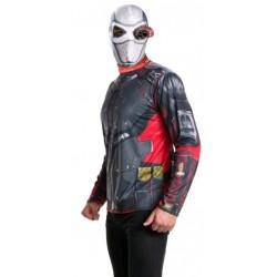 Disfraz deadshot escuadron suicida hombre