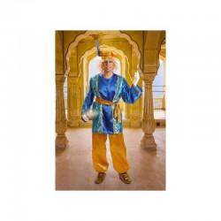 Disfraz paje rey mago melchor adulto. Divertido y original disfraz barato navideño. Envíos 24/48 horasoras