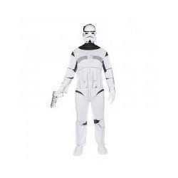 Disfraz soldado galactico similar clone trooper ad