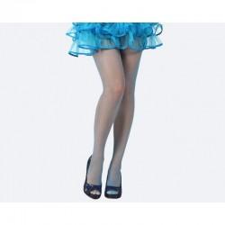 Pantys azul neon red adulto medias