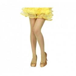 Panty amarillo neon red adulto medias