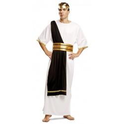 Disfraz cesar augusto romano talla m-l hombre