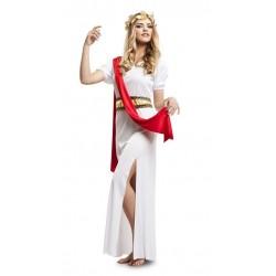 Disfraz romana agripina talla m-l mujer