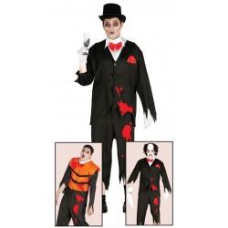 Disfraz novio cadaver t. m-l adulto saw jigsaw
