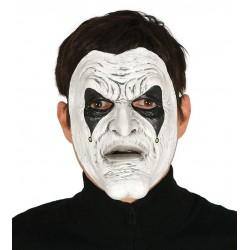 Media careta bufon asesino mascara de cara 2483
