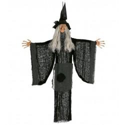 Bruja colgante 90 cm decoracion halloween terror