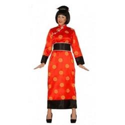 Disfraz china geisha talla l 42-44 mujer