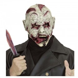 Mascara payaso diabolico clown
