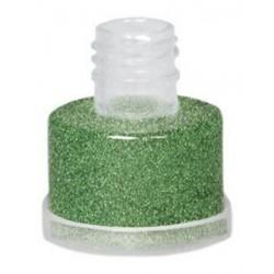 Purpurina suelta 25ml verde grimas
