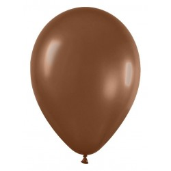 GLOBO MARRON FASHION SOLIDO R 5 50 UDS SEMPERTEX