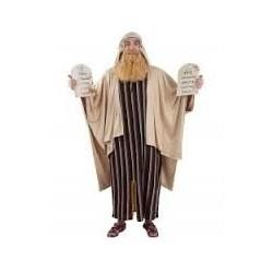 DISFRAZ PROFETA PARA ADULTO MOISES HEBREO