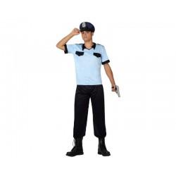 DISFRAZ POLICIA PARA HOMBRE TALLA ML ADULTO