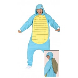 Disfraz tortuga adulto squirtle pijama kigurumi