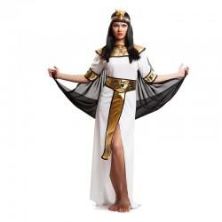 DISFRAZ EGIPCIA CLEOPATRA BLANCO TALLA ESTADAR MUJER