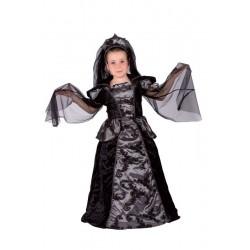 Disfraz princesa del terror infantil talla 5-7 años