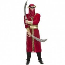 Disfraz guerrero arabe para hombre talla ml