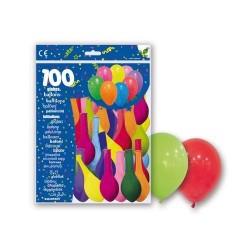 Globos 100 uds de 9 23 x 31 cm colores surtidos pastel