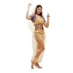 Disfraz  danza del velo talla s para mujer vientre