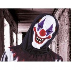 Mascara payaso loco asesino careta barata