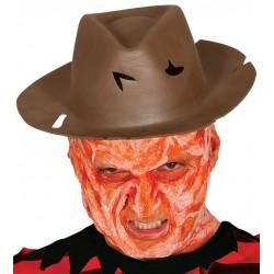 Sombrero similar al de freddy krueger en pesadilla en elm street