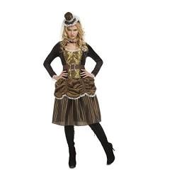 Disfraz steampunk para mujer retro talla ml